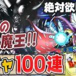 【ドラクエタクト】間違いなく過去最強の大魔王「ゾーマ」全力の100連ガチャ