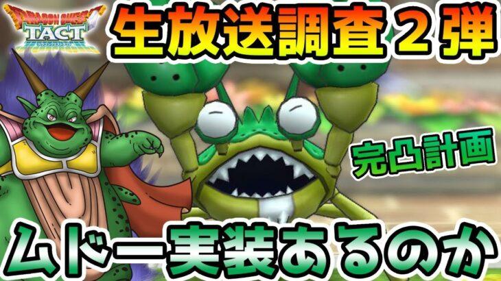 【ドラクエタクト】(Live2/13)明日のナンバリング発表で全てが決まる!! 生放送検証枠!!【DQT】